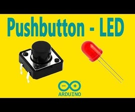 Arduino - Button With LED