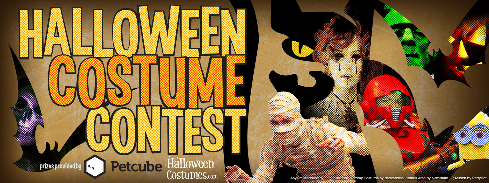 halloween costume contest 2015 - Halloween Contest Prizes