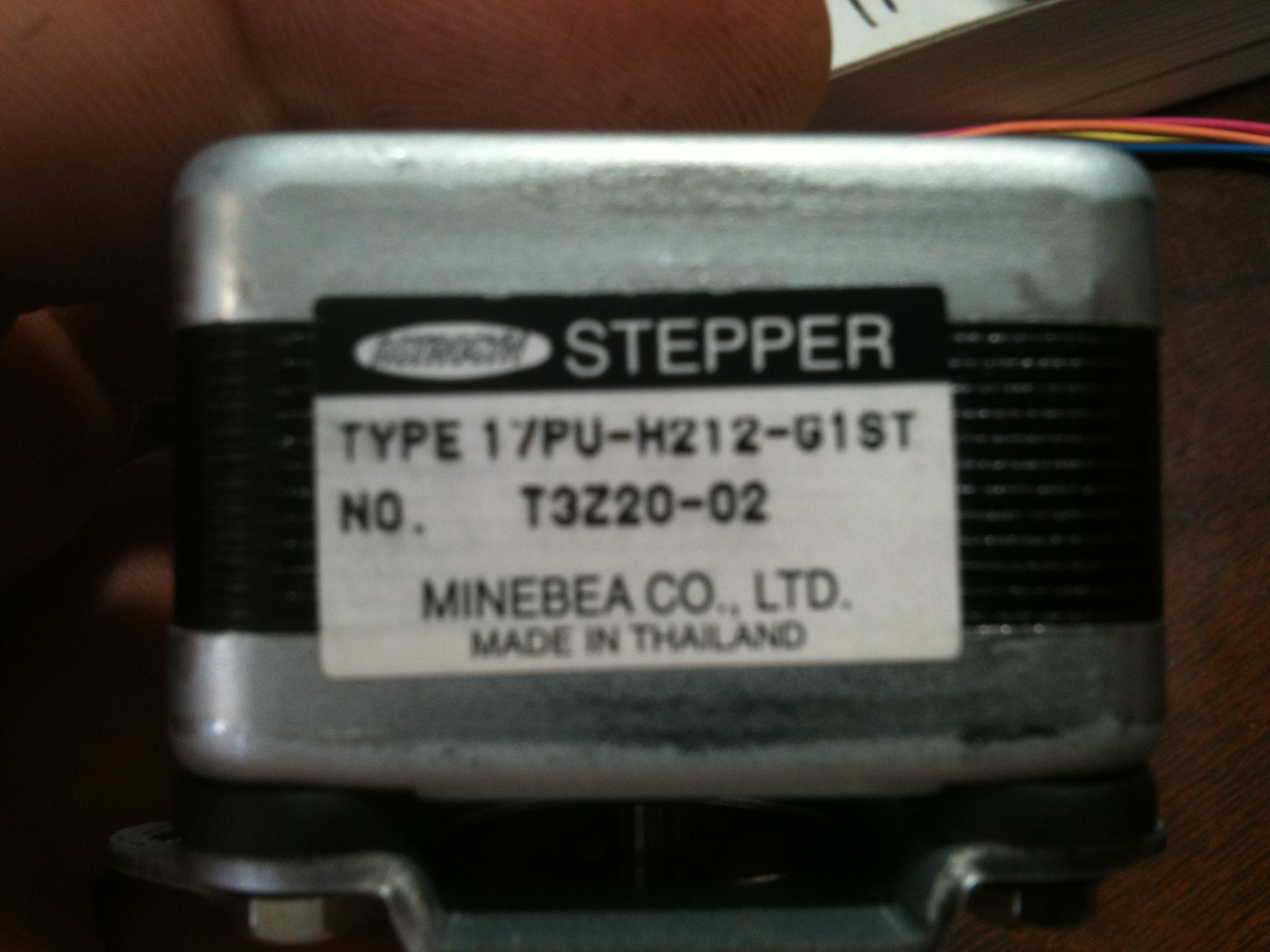 Picture of Astrosyn Stepper Motors