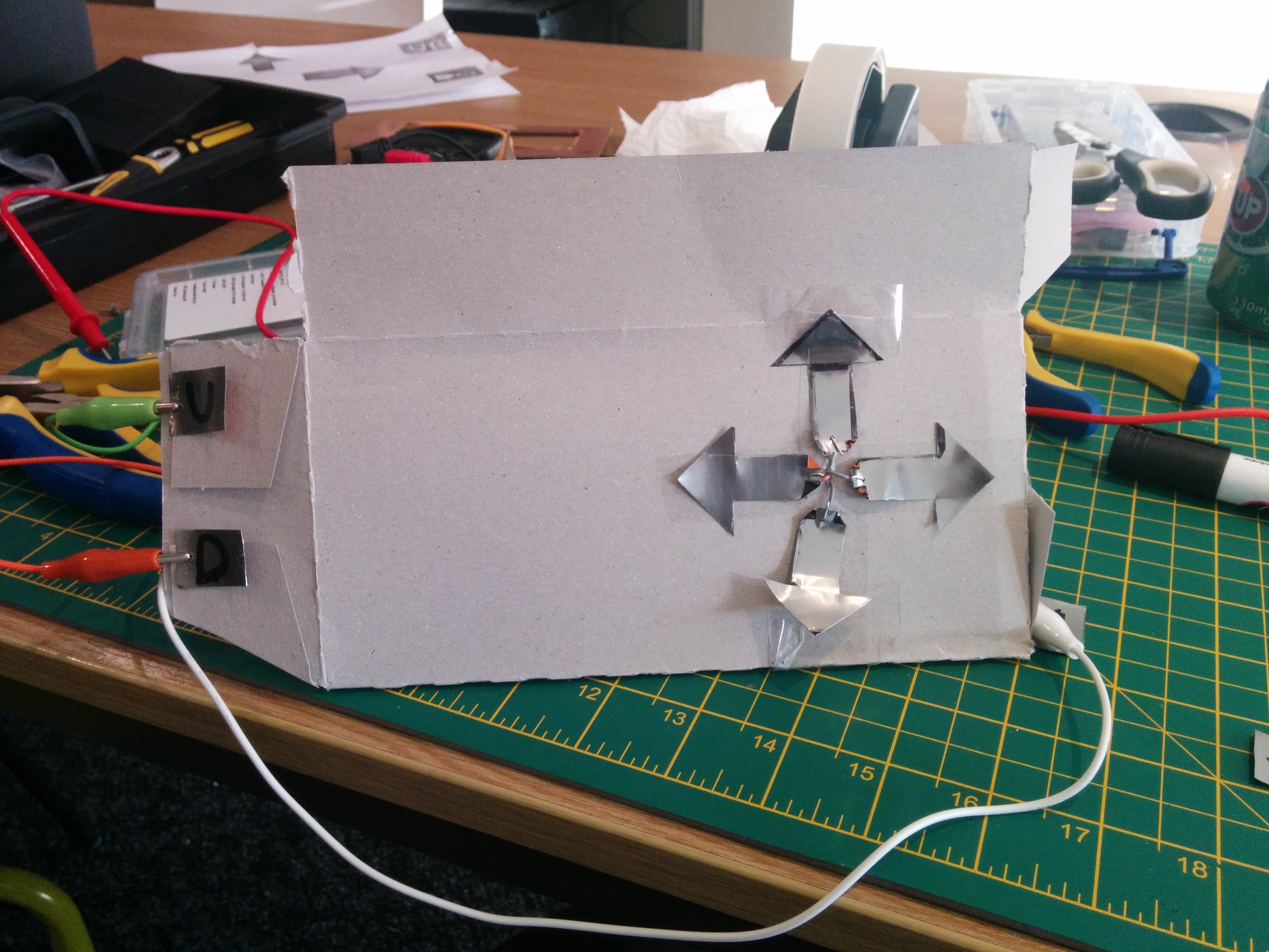 Picture of Mount Controls Into a Sturdy IP Rated Housing...
