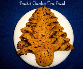 Braided Chocolate Tree Bread