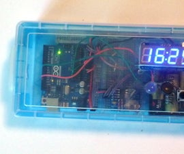 Arduino Clock Project for Ahmed