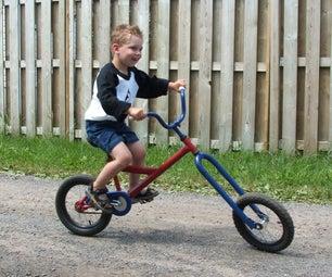 Atomic Zombie's Firecracker Kids' Chopper Bicycle