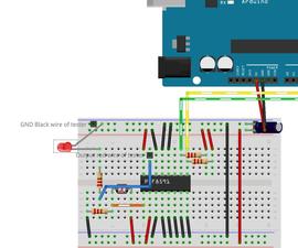 PCF8591 (i2c Analog I/O Expander) Fast Easy Usage
