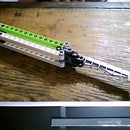 LEGO Butterfly Knife (Balisong)