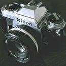 Fix Nikon FG Blinking Light Meter