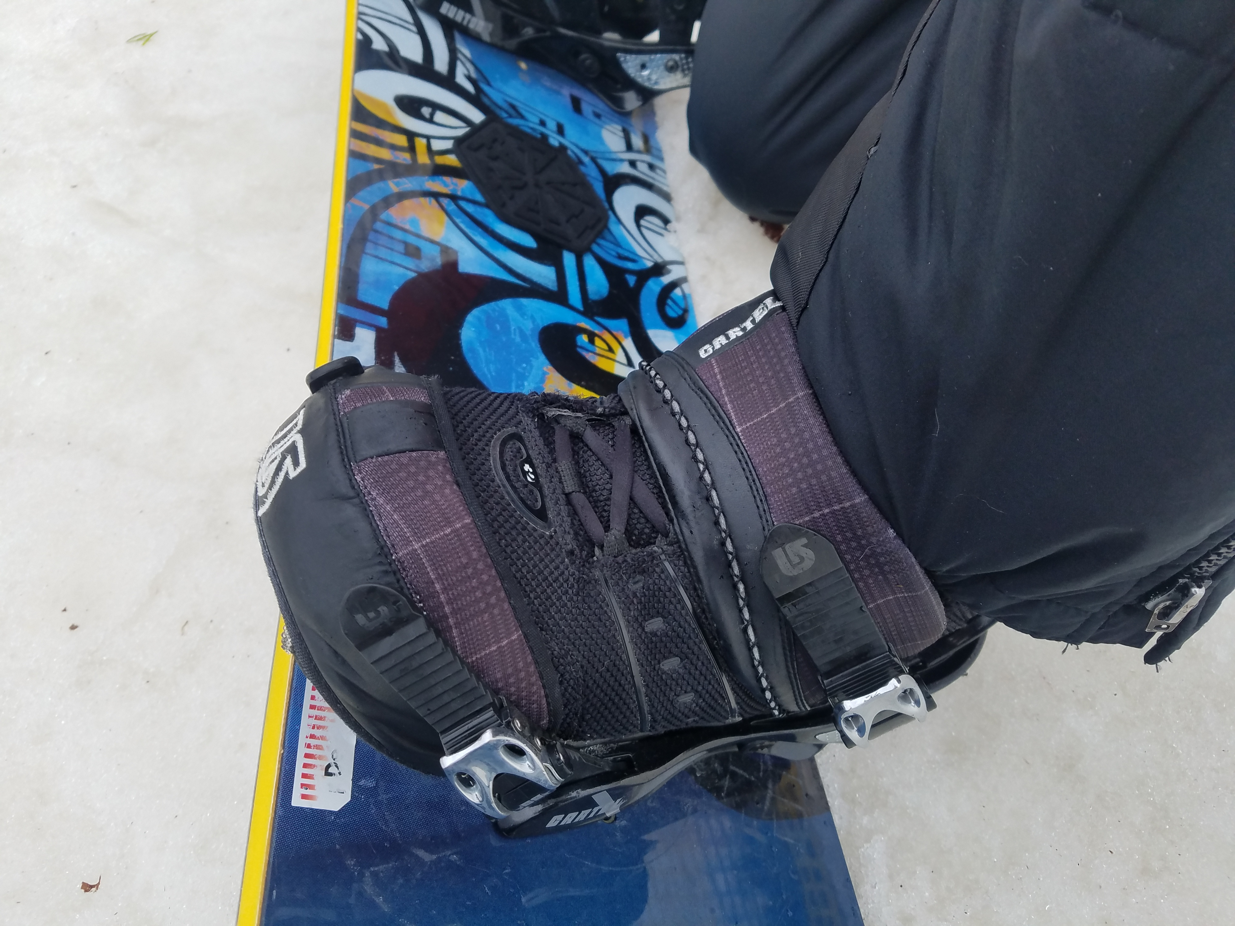 Picture of Put the Front Foot On