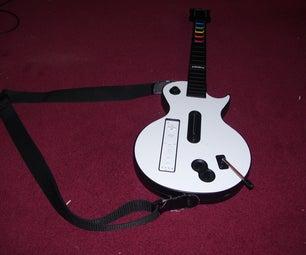 How to Fix Your Weak Guitar Hero 3 Strap.
