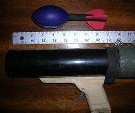 Rocket or Grenade Launcher Pistol
