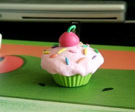 Polymer Clay Cupcake Box