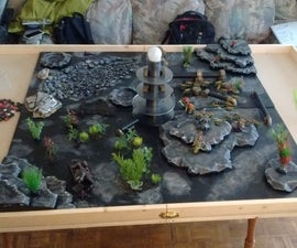 Modular Gaming Table Top