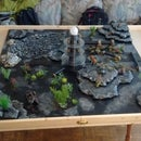 Modular Gaming Table Top