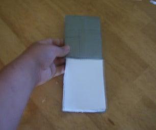 Pocket Sized Notebook.