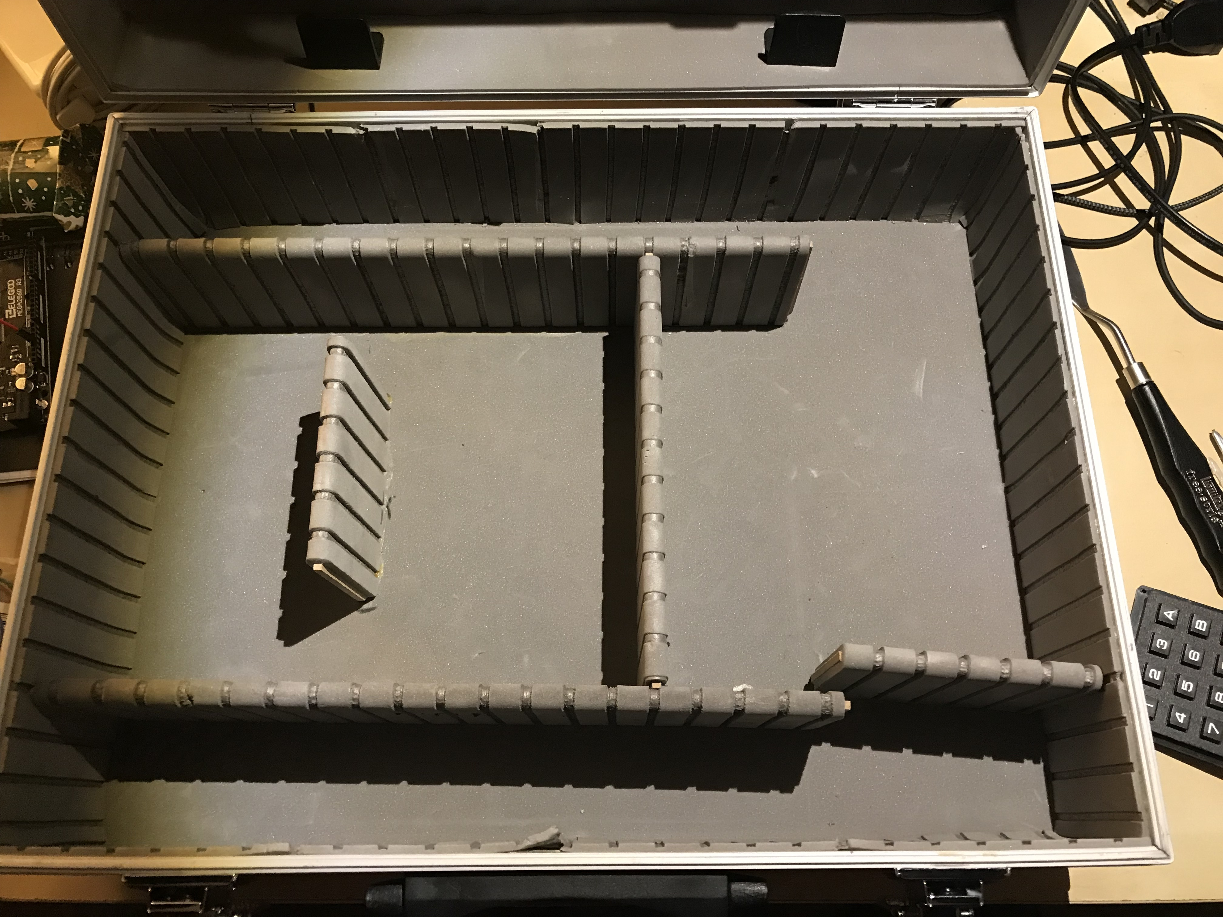 Picture of Finishing the Case