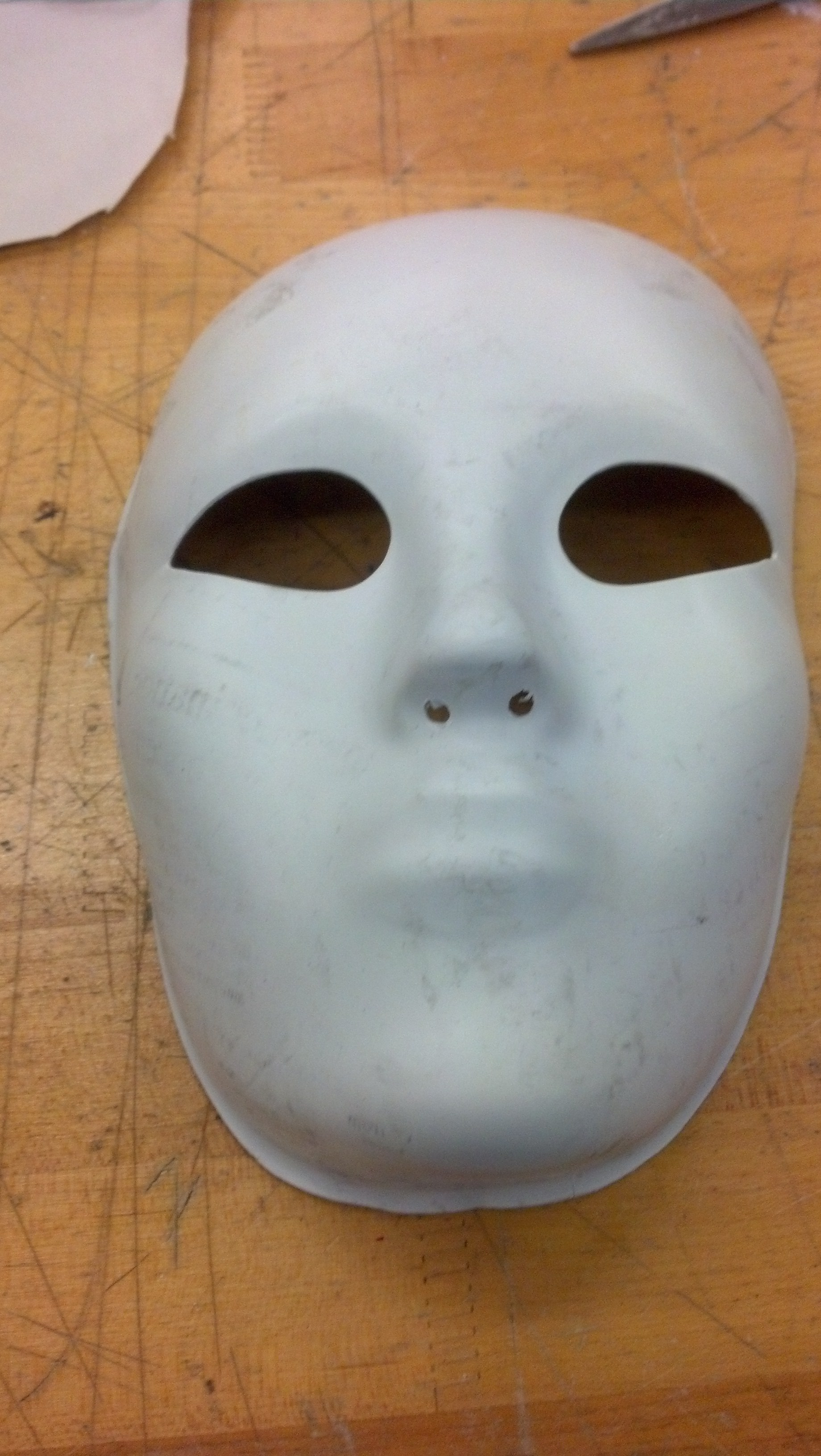 Picture of Remove the Mask Form