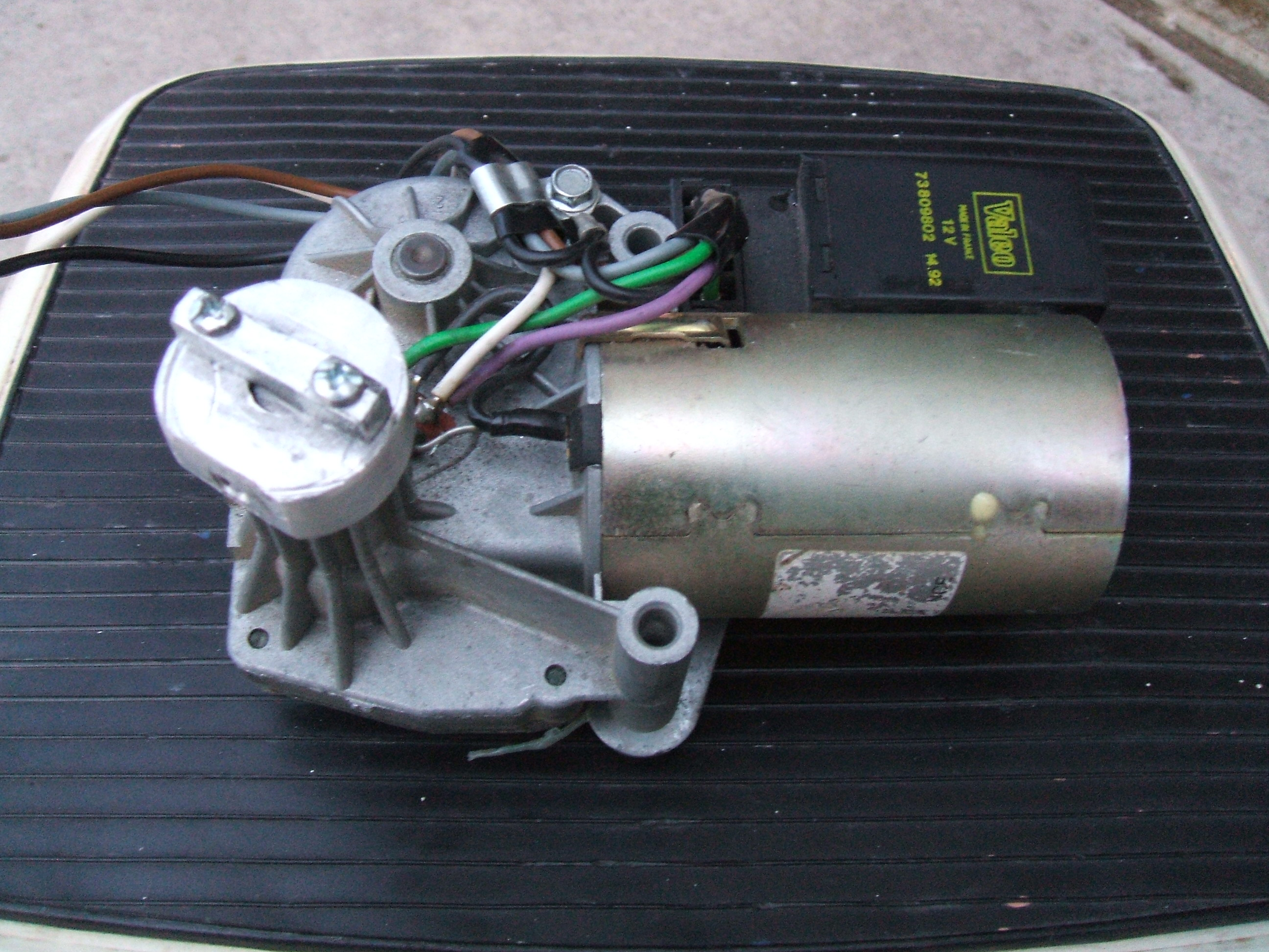 Picture of Determine the Motor Wiring