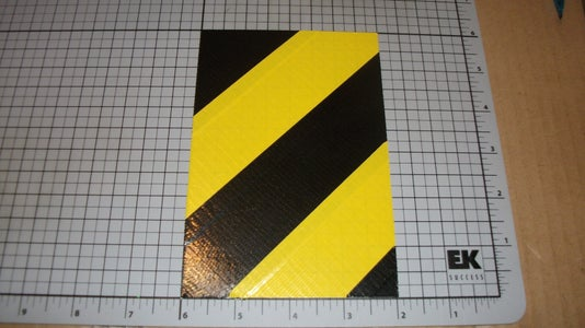 Decorative Tape Layer and Trim Pieces
