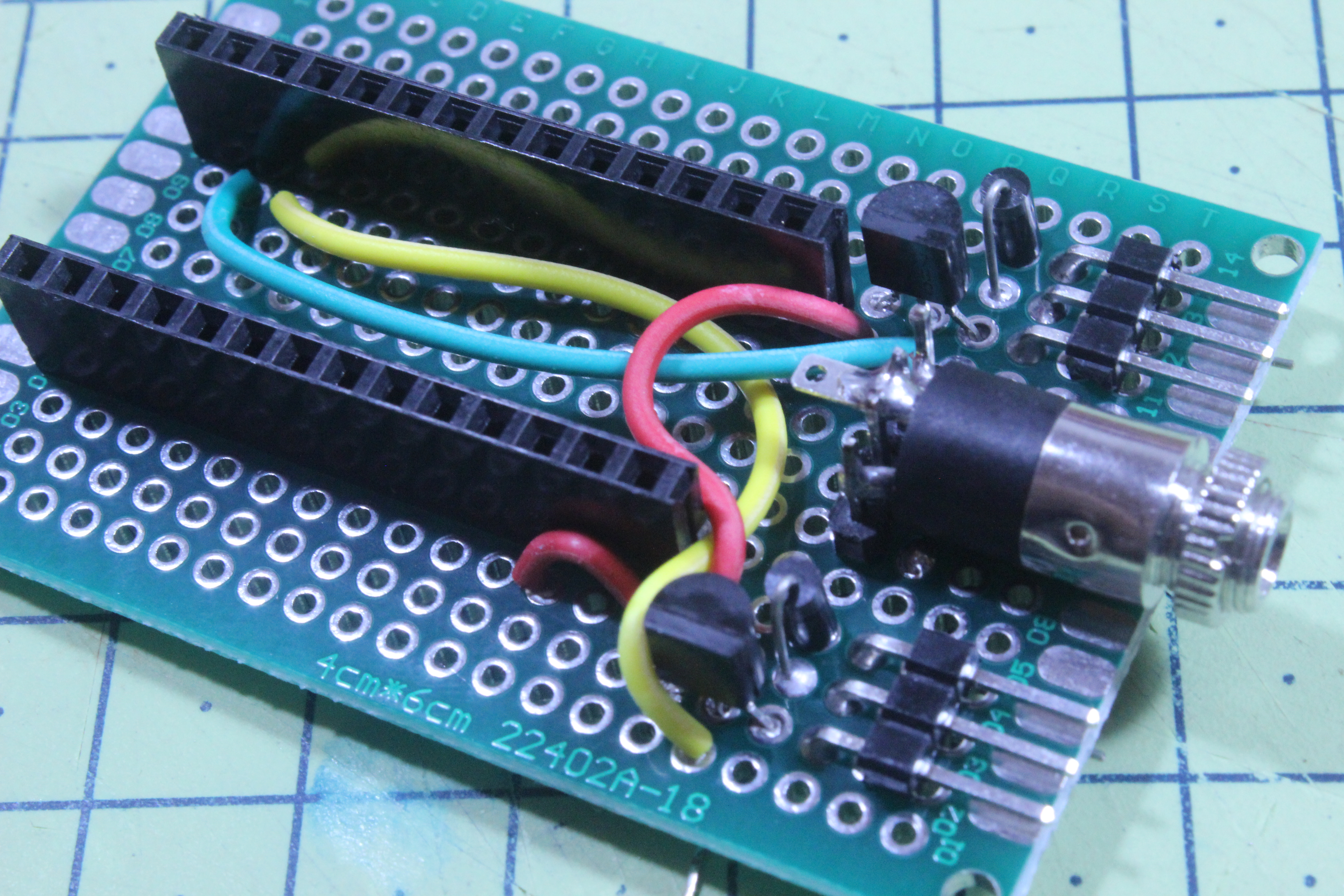 Picture of Adding Jumper Wires