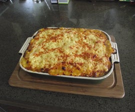 The Ultimate Fish Pie - The perfect lunchtime snack