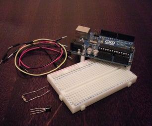 LM355Z Temperature Sensor