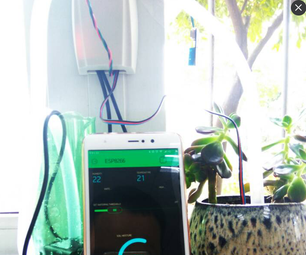 ESP8266 Tutorial: Build an Automatic Plant Watering System