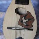 Baglama construction - Making a traditional greek string music instrument
