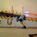 K'nex Light Rifle - The KRMA-LR