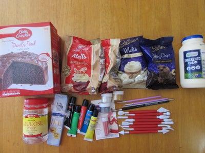 Ingredients & Materials