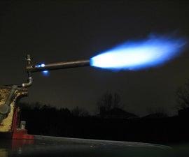 High Volume Propane Torch