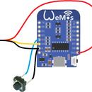 Temperature Logger With Nodemcu Esp8266 D1 Mini to Thingspeak