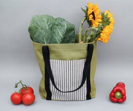 Easy Cloth Tote Bag