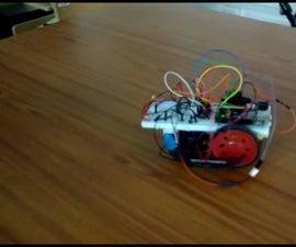 Light Following Robot Using Arduino