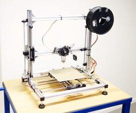 Building a 3D printer