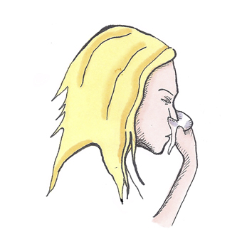 Picture of How to Blow Your Nose