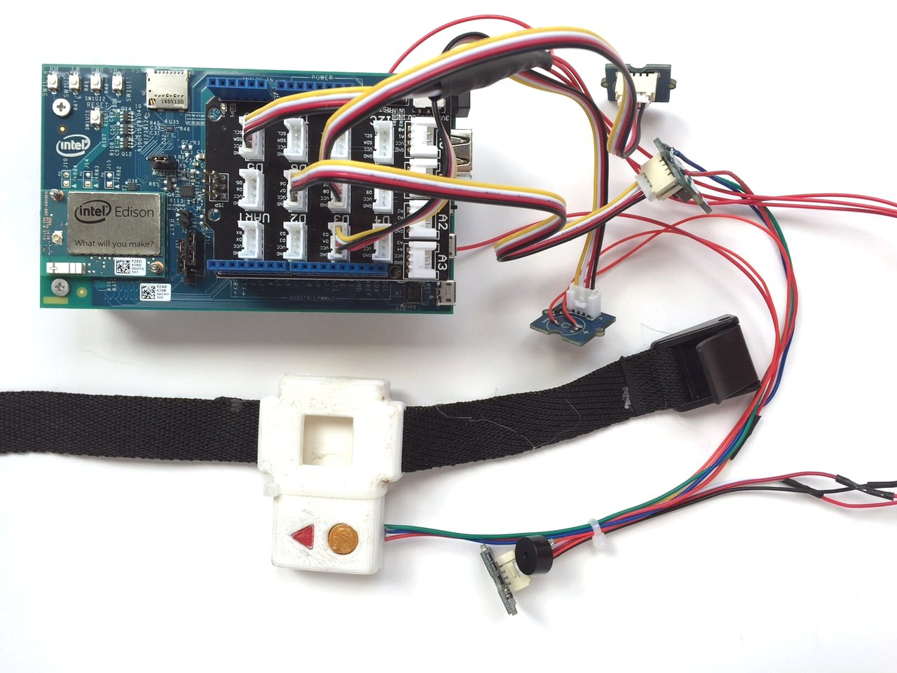 Picture of Elderly Care Monitor (Intel IoT)