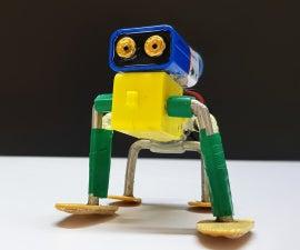 How to Make Walking Robot - DIY Robot
