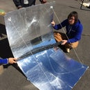 Solar Thermal Cooker