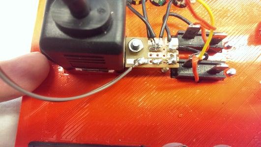 SMD LEDs (optional)