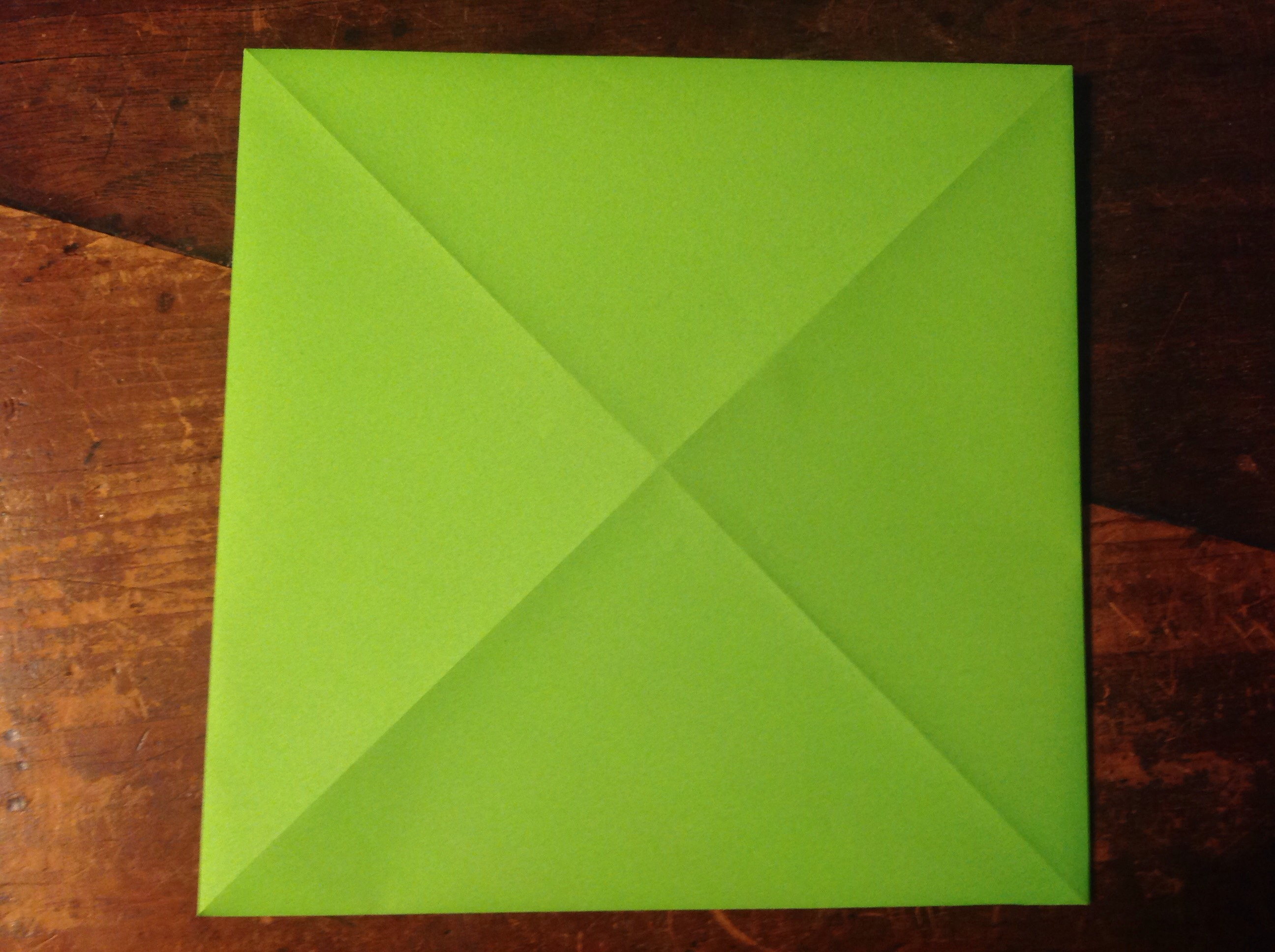 Picture of Fold Corners