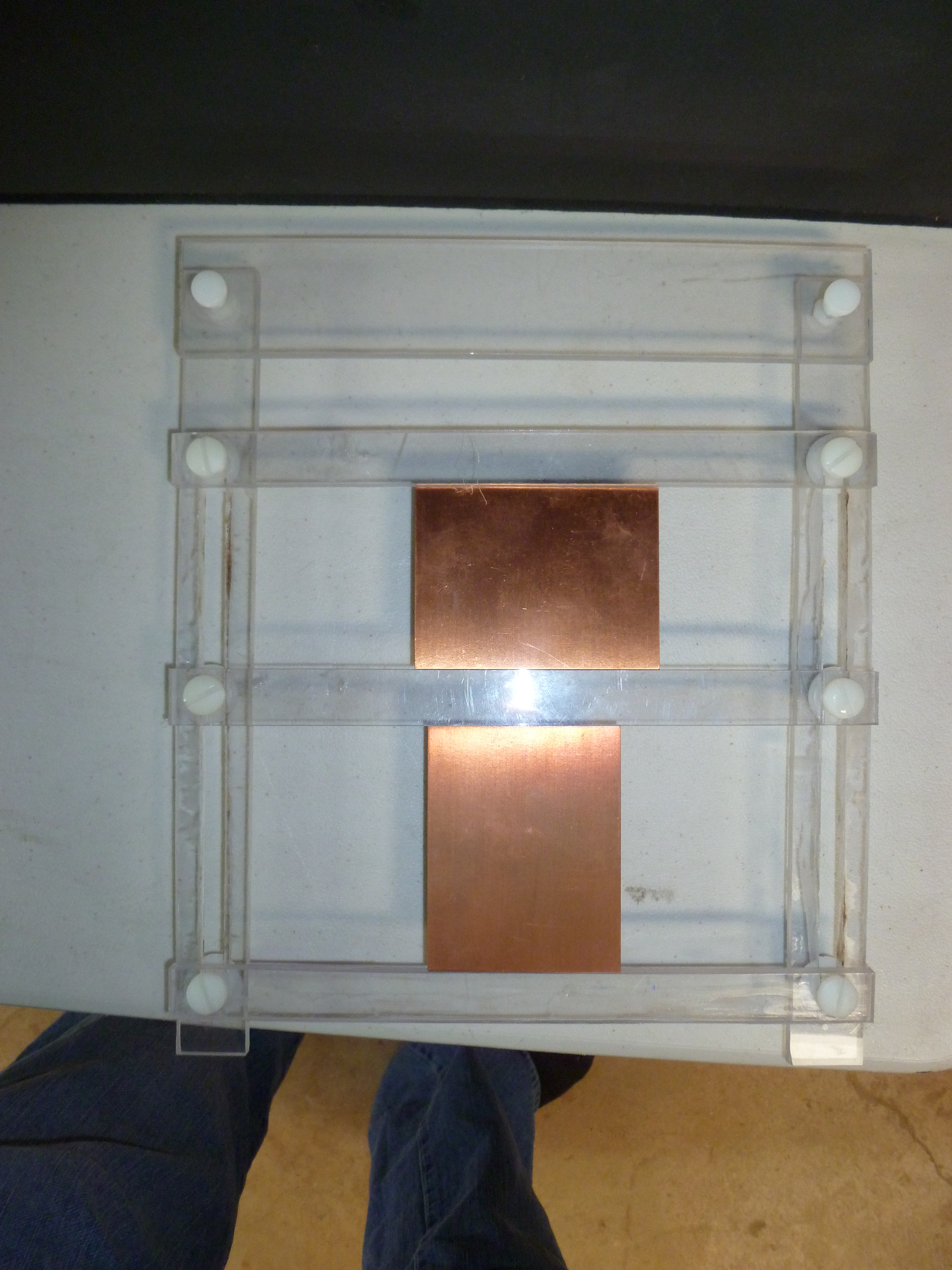 Picture of Copper Clad Holder