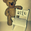 Teddybear Chair ( Arlos Chair )