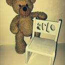 Teddybear Chair ( Arlos Chair )