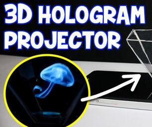 3D Hologram Projector
