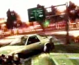 "Vehicle ""skating"" in GTA IV"