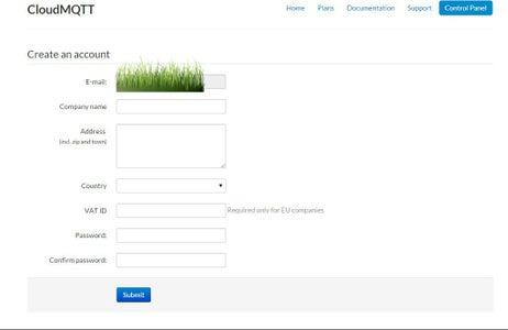 Preparing Broker Server - CloudMQTT