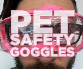 PET SAFETY GOGGLES