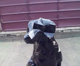 Pepakura Labrador Retriever