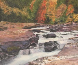 How to Make a Landscape Oil Painting