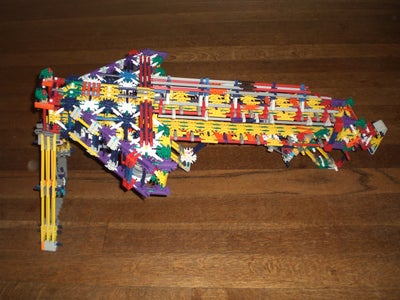 Knex Crossbows,cannons,mag Guns,shot Guns,