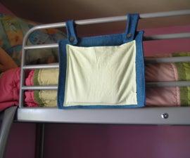 Loft or Bunkbed Organizer